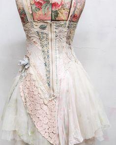 A really inspiring dressmaker gibbousfashions.com back skirt detail dress