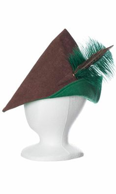 Brown and Green Woodsman Hat  http://www.efairies.com/store/pc/Brown-and-Green-Woodsman-Hat-181p7940.htm  $19.95