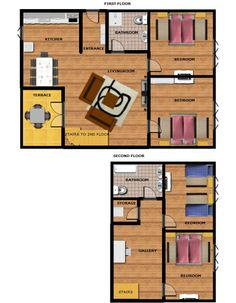 Enchanting Attic Apartment Floor Plans Pictures - Best idea home .