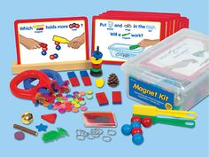 Can Do! Magnets Discovery Kit - Pre K-Gr. 1
