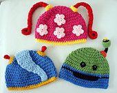 umizoomi crochet hats