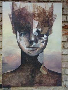 Vnitroblock - Nika Holúsková: Tváře