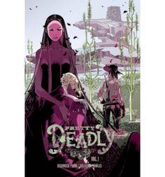 9,50€. Pretty Deadly: Volume 1