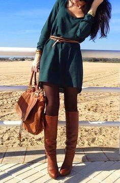 Looks otoño, inspiraciones.... | Cuidar de tu belleza es facilisimo.com