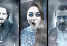 """To promote """"Game of Thrones"""" season 7 — as if it needed any more hype — HBO bought a sponsored selfie lens on Snapchat that let fans turn themselves into a dead-eyed, ice-br…"""