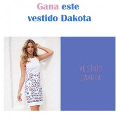Gana este #vestido Dakota ^_^ http://www.pintalabios.info/es/sorteos-de-moda/view/es/4751 #ESP #Sorteo #Moda
