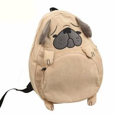 Womens Leather Backpack Girl Fox Balloon Travel Shoulder Bag for Girls Ladies