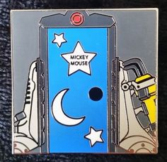 View Pin: Magical Mystery Pins - Series 8 - Mickey Mouse ONLY