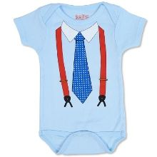 Larry King Onesie - awesome!