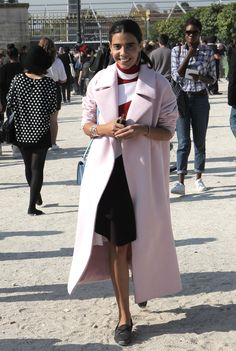 Paris Fashion Week, les Street Styles PFW 2016