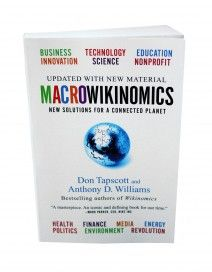 Macrowikinomics, page 26 5 principles of wikinomics: collaboration, openness, sharing, integrity, and interdependence