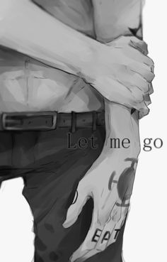 Let me go - Trafalgar D. Water Law One piece