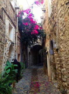 Mesta-Chios-Greece