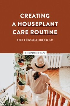 Caring for houseplants can be a tricky thing, but if we have a regular routine it takes the guesswork out of the equation and we can have happy, healthy, and thriving plant babies in no time! So here are some tips to get your indoor jungle thriving! Baby Pop, Water Day, Plant Health, House Plant Care, Mindful Living, Cacti And Succulents, Houseplants, Indoor Plants, Happy Healthy