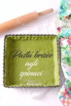 Siete in cerca di una base per torte salate diversa dal solito che vi permetta di realizzare manicaretti belli da vedere e buoni da mangi...