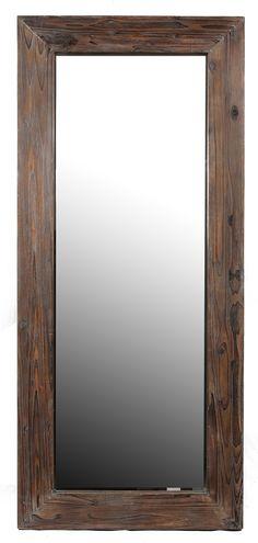 Leaner Mirror | Wayfair $372