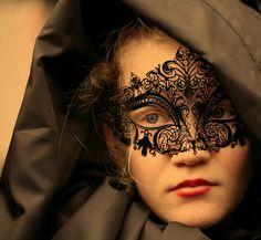 LE BELLE MASCHERINE:-)....THE BEAUTIFUL MASKS :-) by Roberto.mac, via Flickr