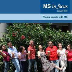I nostri giovani sulla copertina del numero di gennaio di MS in Focus http://www.msif.org/docs/MSinFocusIssue21EN.pdf