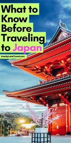 Are you planning a trip to Japan for the first time? Japan is an awesome country that draws in millions of tourists, but there are some unique things about Japan you should know before going to Tokyo, Kyoto, or Sapporo. Click through to read about 10 unique things you should know about Japan! #travel #japan #kyoto #JapanTravelSapporo