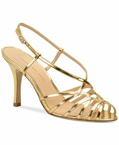 8968f7e0b1ff Carmen Marc Valvo Noelle Evening Sandals   Reviews - Sandals   Flip Flops -  Shoes - Macy s