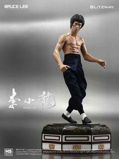 Bruce Lee figure | Blitzway