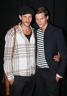 Gustaf & Bill Skarsgaard