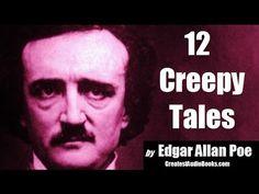 12 CREEPY TALES by Edgar Allan Poe - FULL AudioBook | Greatest Audio Books