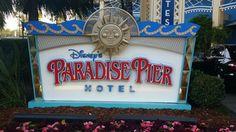 Surf's Up! Breakfast with Mickey and Friends at Disney's Paradise Pier Hotel - Finding Debra Disneyland Photos, Downtown Disney, Disneyland Resort, Disneyland 2015, Disney Resorts, Disney Trips, Disney Parks, Disney Land, Paradise Pier Hotel Disneyland