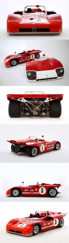 1970 Alfa Romeo TT3 Spider