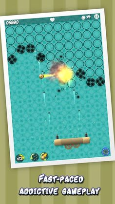 Anodia: Unique Brick Breaker by Clueless Little Muffin is now Free for a limited time! #iphoneappstore,