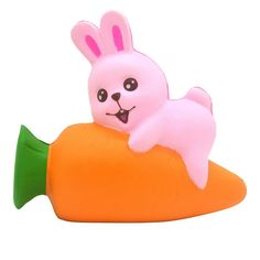 Buy PU Foam Squishy Rabbit with Carrot Relieve Stress Squeeze Toy, sale ends soon. Be inspired: enjoy affordable quality shopping at Gearbest! Toddler Busy Bags, Credit Card Wallet, Cute Disney, Rubber Duck, St Kitts And Nevis, How To Relieve Stress, Gifts For Kids, Hello Kitty, Rabbit