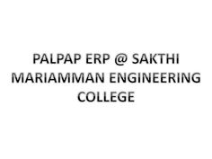 Palpap – Inspro Plus ERP Software is the main ERP Providers for Exclusively Educational Institutes Like Schools, Colleges and Universities. Palpap do continue to scrutinize in Educational Sector and constantly meet the client necessity with cutting edge innovations and components. Since 1997, PALPAP has made solid client Relationship with more than 450 Educational Institutes in Tamil Nadu. Sakthi Mariamman Engineering College (SMEC) has been established by Kannammal Educational Trust, with…