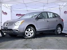 Nissan Rogue S AWD 2009 I4 2.5L/ http://www.offleaseonly.com/used-car/Nissan-Rogue-S-AWD-JN8AS58V49W169061.htm?utm_source=Pinterest_medium=Pin_content=2009%2BNissan%2BRogue%2BS%2BAWD_campaign=Cars