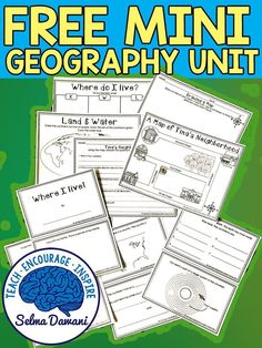 Mini geography unit for kindergarten/first/second grade. Map skills, community, where do I live unit. 3rd Grade Social Studies, Social Studies Curriculum, Kindergarten Social Studies, Social Studies Notebook, Social Studies Worksheets, Social Studies Classroom, Social Studies Activities, Teaching Social Studies, Kindergarten Activities