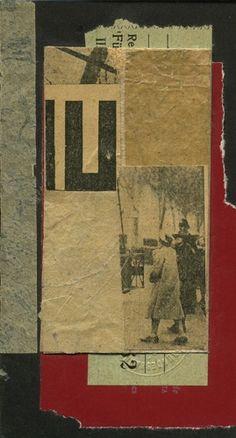 Andres Trapiello: Collage.