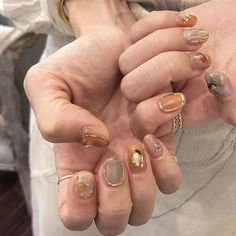How to succeed in your manicure? - My Nails Love Nails, Pretty Nails, My Nails, New Nail Polish, Nail Polish Colors, Easy Nail Art, Cool Nail Art, Daily Nail, Simple Nail Designs
