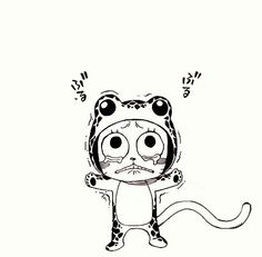 Fairy tail frosch