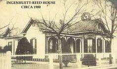 Ingenhuett - Reed House , Comfort Texas
