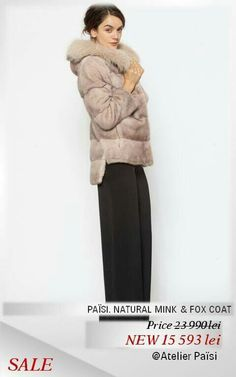 #PaisiFurSALE Fur Coat, Jackets, Fashion, Atelier, Down Jackets, Moda, Fashion Styles, Fashion Illustrations, Fur Coats