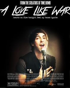 A Love Like War movie poster ✘