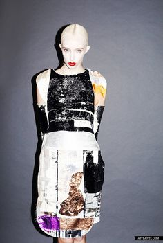 'Crash' Fashion Collection // Gemma Fanning | Afflante.com