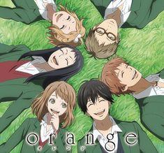 Orange Anime, Ao Haru, Anime Reccomendations, Orange Wallpaper, Anime Art Fantasy, All Anime, Anime Soul, Cute Gif, Animes Wallpapers