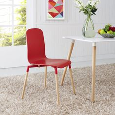 Stack Side Chair - Modern Wow