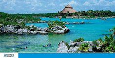 xel  ha , en la riviera maya