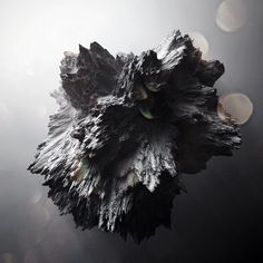 Crystallized Asteroïds on Behance