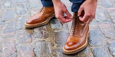 The Rise Of Men's British-Made Shoes: Barker Shoes