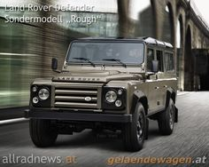 Defender rough limited Edition