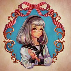 Doll by Rin54321.deviantart.com on @deviantART