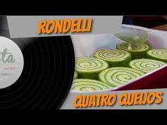 Rondelli Quatro Queijos - Pasta and Roll # 29 - YouTube