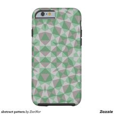 abstract pattern tough iPhone 6 case